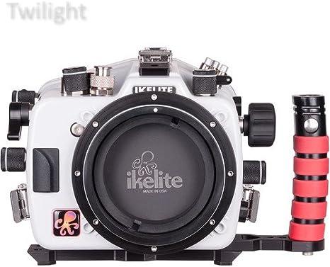 Ikelite Carcasa submarina para cámara réflex Digital Nikon D500 ...