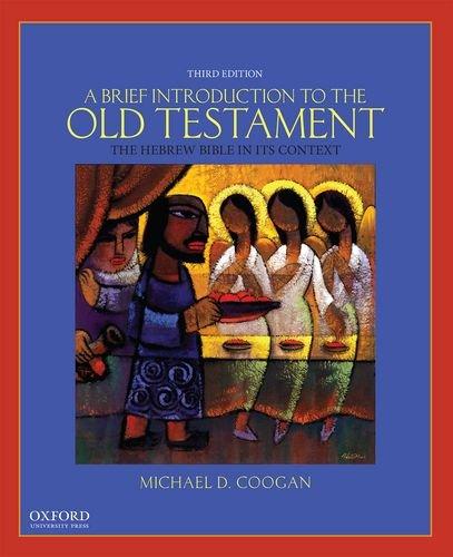 Brief Intro.To Old Testament