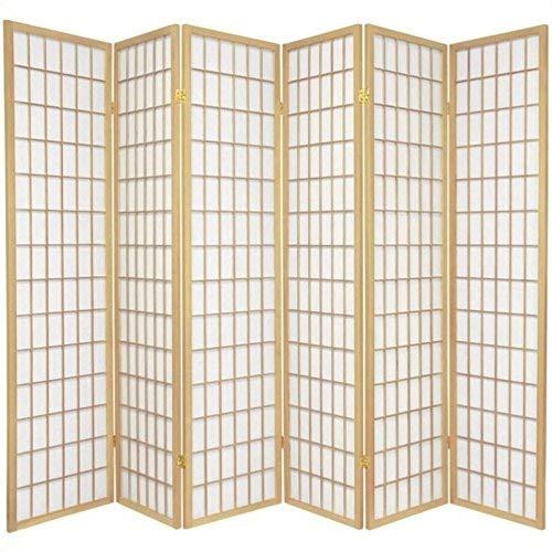 Amazon.com: ORIENTAL FURNITURE 6 ft. Panel de ventana alto ...
