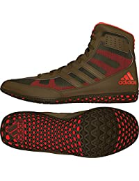 ca3a74b9d6d029 Men's Mat Wizard David Taylor Edition Wrestling Shoes · adidas