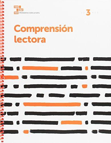 Cuaderno Comprensión lectora 3 (Cuadernos de comprensión lectora)