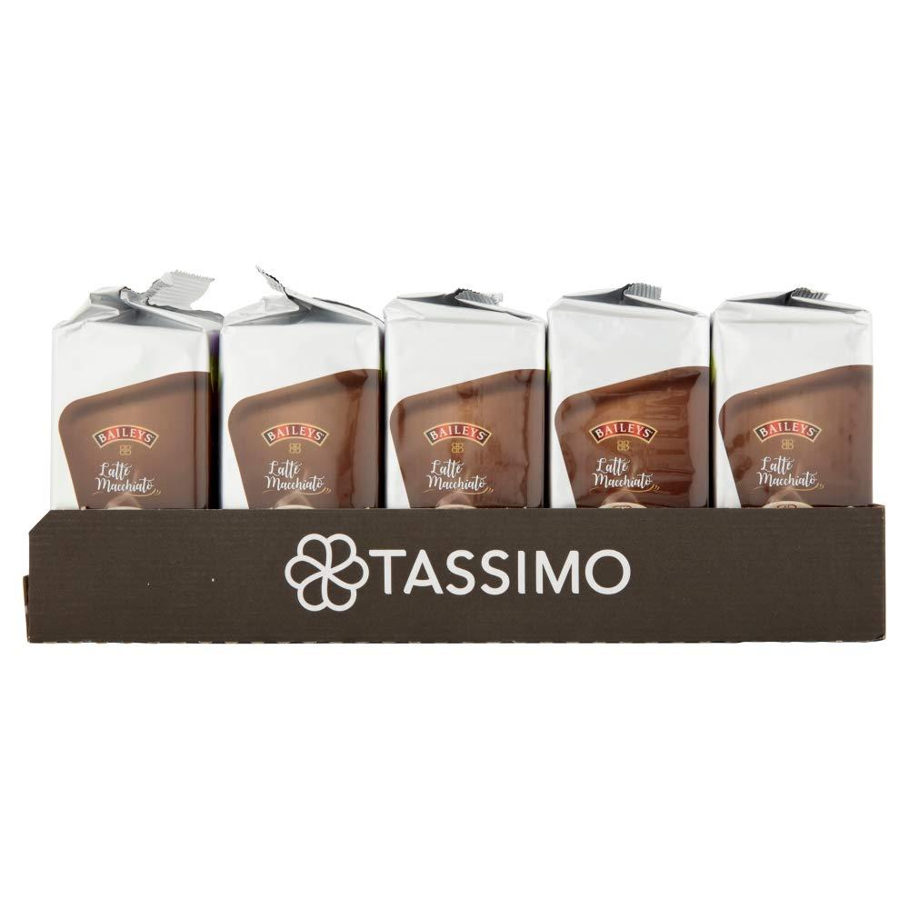 Tassimo Latte Machiatto Baileys - Cápsulas de café (5 ...