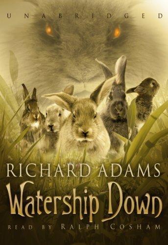 Watership Down Unabridged Edition by Richard Adams published by Blackstone Audio, Inc. (2010) Audio CD