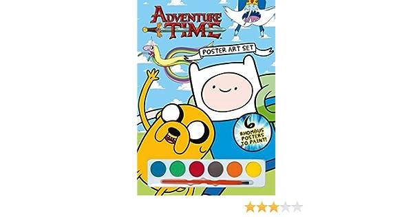 Anker A4 Adventure Time Poster Art Set