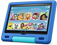 """All-new Fire HD 10 Kids tablet, 10.1"""", 1080p Full HD, ages 3–7, 32 GB, Sky"""