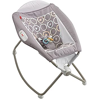 Fisher-Price Rock 'n Play Sleeper, Luminosity