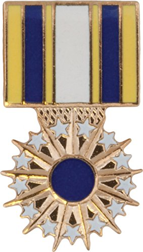 Air Force Distinguished Service Medal Hat Pin