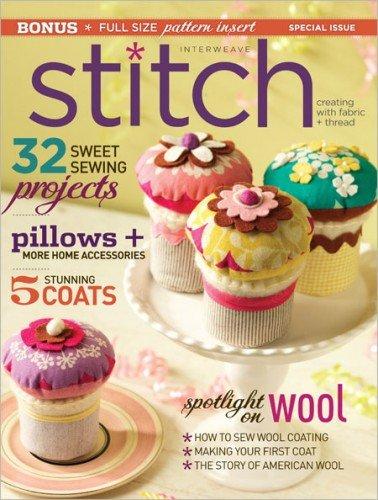 Stitch Magazine (Winter 2012) PDF