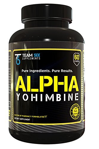 ALPHA YOHIMBE YOHIMBINE Clinically Supplement product image