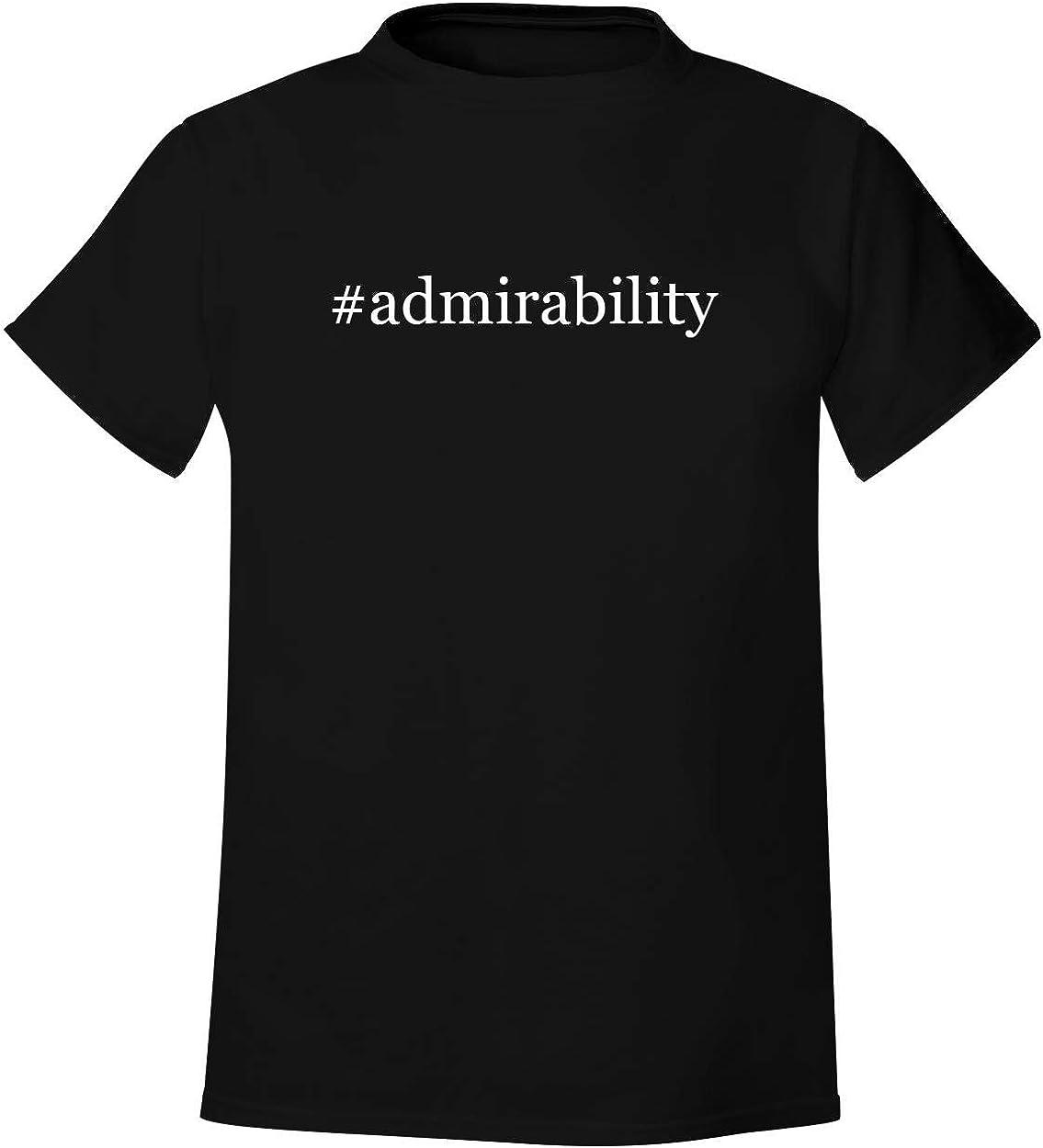 #admirability - Men's Hashtag Soft & Comfortable T-Shirt