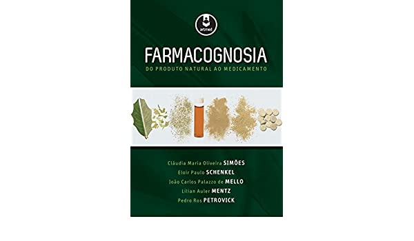 livro farmacognosia da planta ao medicamento pdf download
