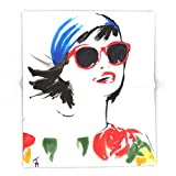 Society6 The Boho Girl 88'' x 104'' Blanket