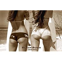 Beach Bums Sexy Surfers Butts Photo Poster 36x24 inch