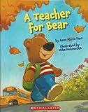 img - for A Teacher for Bear book / textbook / text book