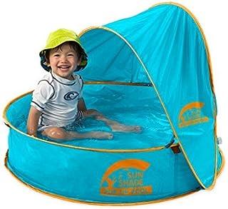 SunShade Pop-Up Pool  sc 1 st  Amazon.com & Amazon.com: Kids Tent Style Folding Sunproof Safe Portable Ocean ...