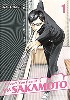 Image result for haven't you heard i'm sakamoto volume 1