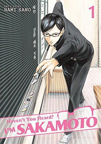Best havent you heard im sakamoto manga for 2020