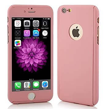 custodia iphone 6 rosa