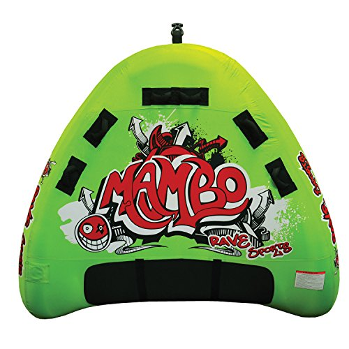 - RAVE Sports 02463 Mambo 3-Rider Towable
