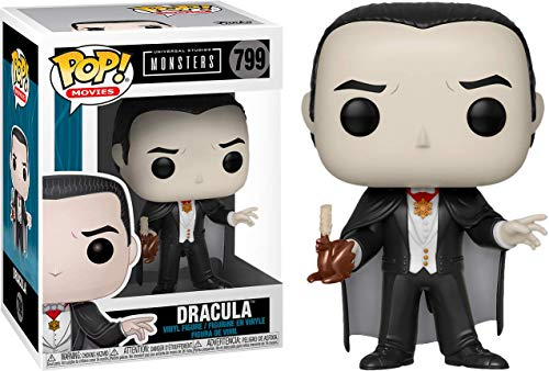 Funko- Dracula Figura Coleccionable, Multicolor (413