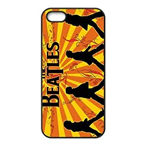 Custom The Beatles Back Cover Case for iphone 5,5S JN-1042