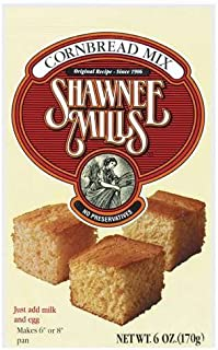 product image for Shawnee Mills Cornbread Mix 6 Oz (6 Pack)