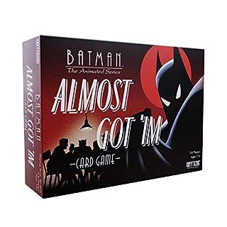 Cryptozoic Entertainment Batman Almost Got Im Card Game (8 Player)