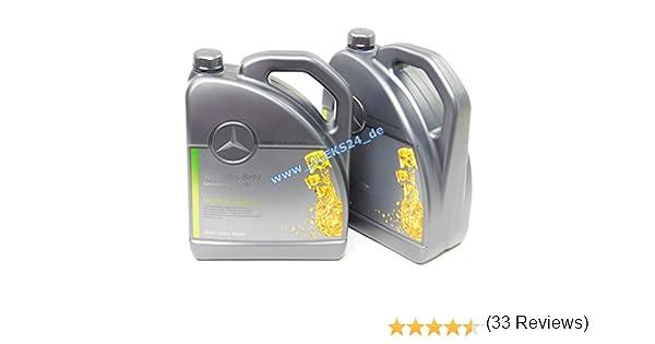 Aceite de motor original Mercedes-Benz 5W30: Amazon.es: Coche y moto