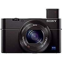 Sony RX100 III   Zaawansowany aparat kompaktowy premium (przetwornik typu 1,0″, obiektyw Zeiss 24–70 mm F1.8–2.8 i…