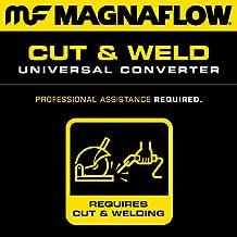 MagnaFlow 94009 Universal Catalytic Converter (Non CARB Compliant)