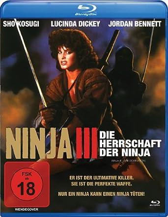 Amazon.com: Ninja III - Die Herrschaft der Ninja: Movies & TV