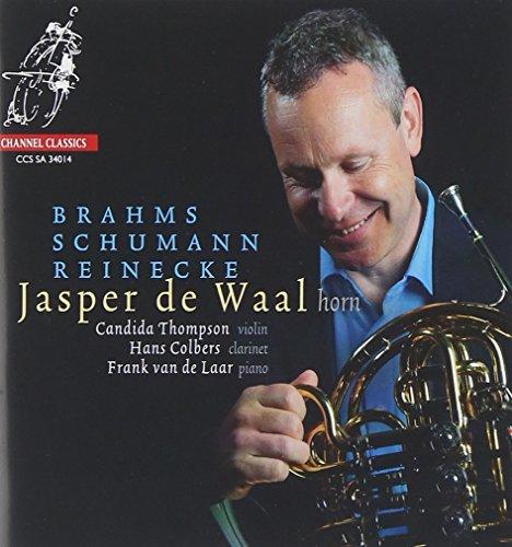 Music Horn Brahms Schumann Reinecke