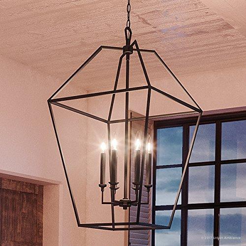 Luxury Colonial Chandelier, Medium Size: 31.75
