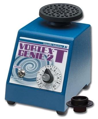 Scientific Industries SI-T246 Vortex-Genie 2T Mixer without Plug, 230V, 50Hz Frequency