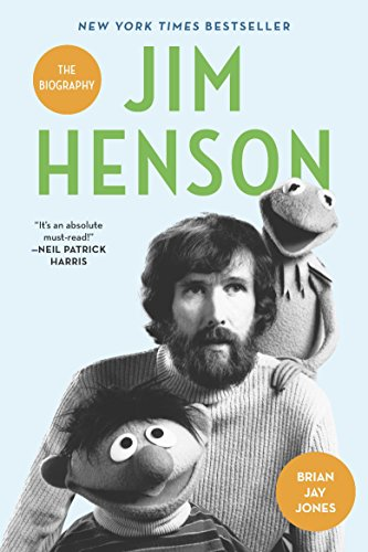 Jim Henson: The Biography cover