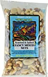 Trader Joe's Roasted & 50% Salted Fancy Mixed Nuts 16 oz. Review