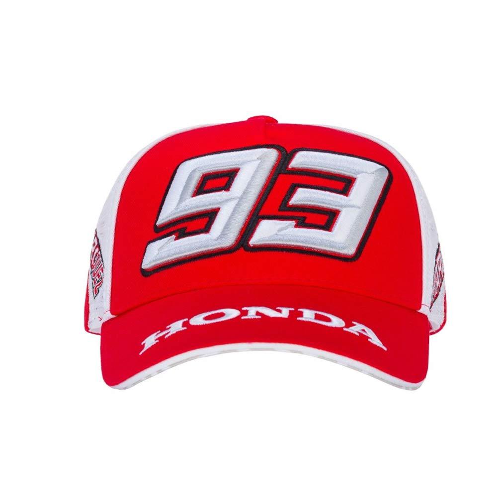 Gorra Marc Má rquez 2018 Honda MM93 - Marc Márquez 9999185443065