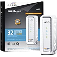 Arris SB6190 SURFboard DOCSIS 3.0 Cable Modem (White) - Refurbished