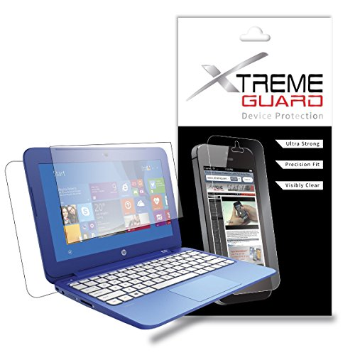 XtremeGuard™ Full Body Screen Protector for HP Stream 11 Laptop (Ultra Clear)