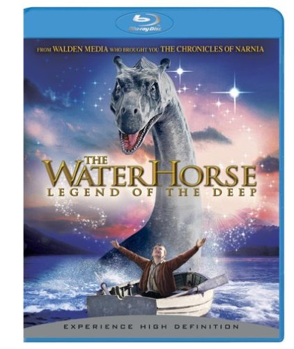 Blu-ray : The Water Horse: Legend of the Deep (, Dubbed, Dolby, AC-3, Widescreen)