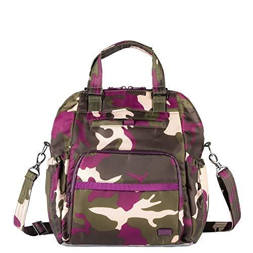 Lug Canter, CAMO Berry (Berry Handbags For Women)