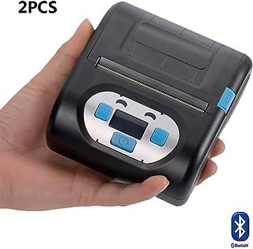 ZUKN impresora de etiquetas térmicas Bluetooth inalámbrica ...