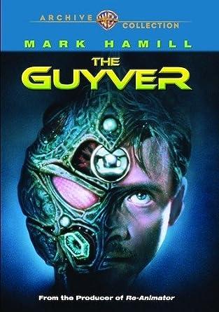 Guyver [Edizione: Stati Uniti] [Italia] [DVD]: Amazon.es ...