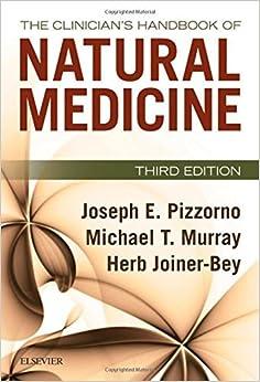 Book The Clinician's Handbook of Natural Medicine, 3e (Verhandelingen der Koninklijke Nederlandse Akademie van Wetenschappen, Afd. Letterkunde, Nieuwe Reeks) by Joseph E. Pizzorno Jr. ND (2015-12-21)