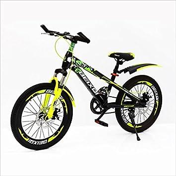 ZYPMM Los niños en bicicleta MTB / 18 pulgadas de los niños de 20 ...