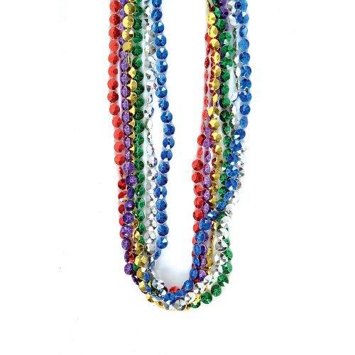 Round Diamond Bead Necklaces (1 dz)