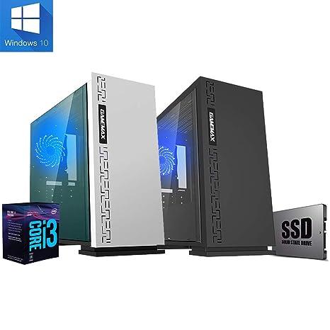 Ordenador Sombremesa Intel i3 8100 3.60 GHz, 8Gb Ram ddr4, T ...