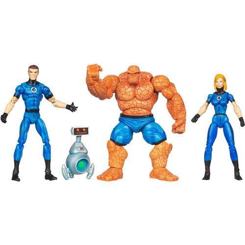 Marvel Universe Super Hero Team Packs Fantastic -