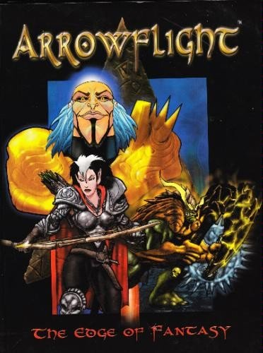 Arrowflight: The Edge of - Arrowflight