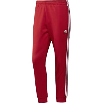 best deals on lowest discount the cheapest adidas SST TP – Hose, Herren, Rot (L Escarl: Amazon.de ...